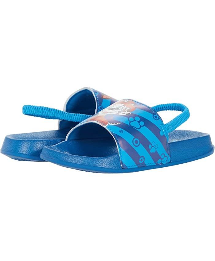 Josmo Kids Paw Patrol Slide Sandal (Toddler\u002FLittle Kid)