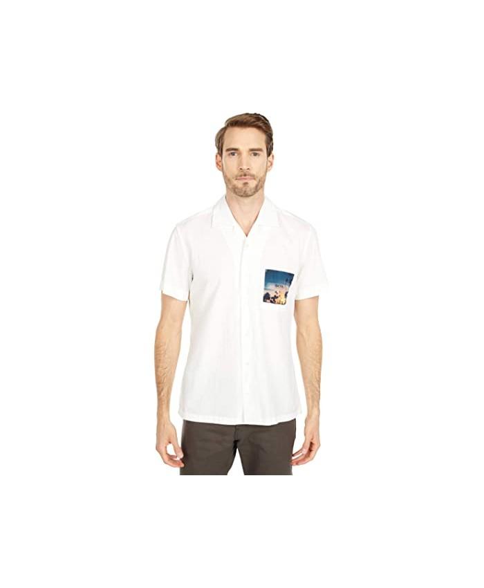 BOSS Hugo Boss Rhythm Button-Up Shirt
