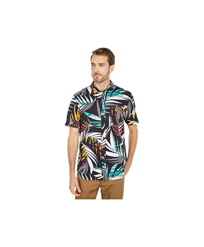 Vans 2020 VTCS Aloha Short Sleeve Woven Shirt