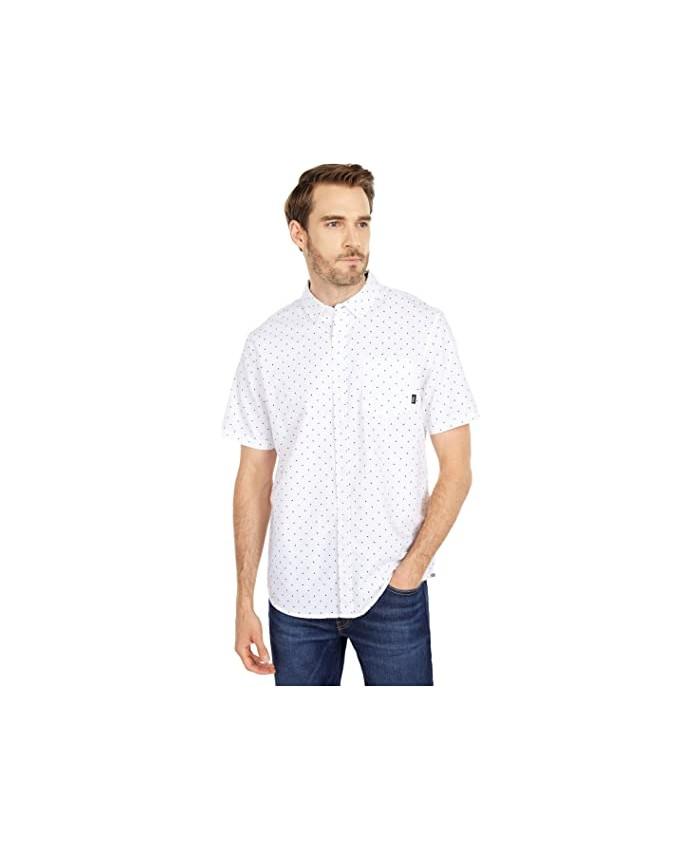 Vans Houser Short Sleeve Woven Shirt