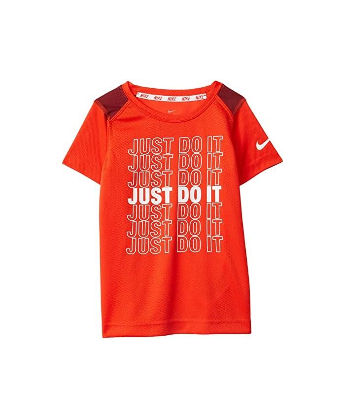 Nike Kids Dri-FIT Just Do It Graphic T-Shirt (Little Kids)