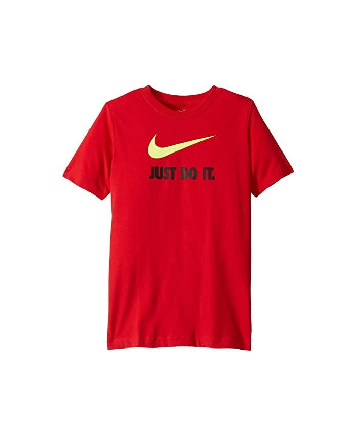 Nike Kids NSW JDI Swoosh T-Shirt (Little Kids\u002FBig Kids)