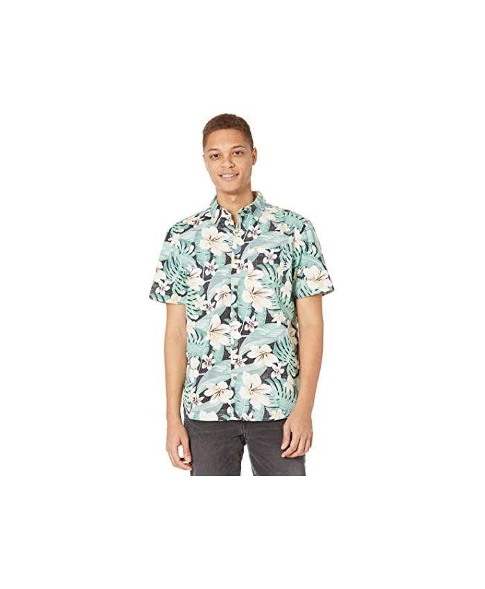Hurley Cabana Short Sleeve Woven
