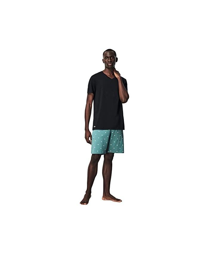 Lacoste 3-Pack V-Neck Regular Fit Essential T-Shirt
