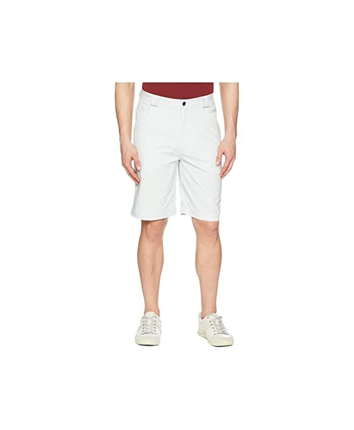 Straight Down Strut Shorts