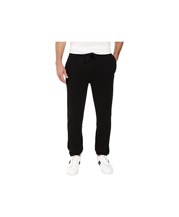 Lacoste Sport Fleece Pants with Elastic Leg Opening
