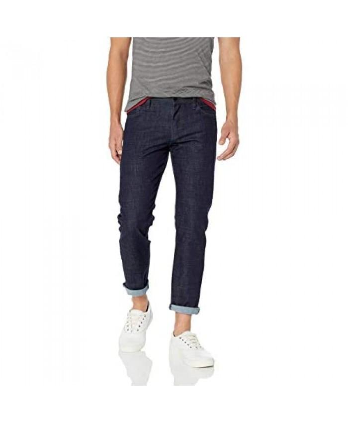 AX Armani Exchange Men's Straight Fit Denim Jeans