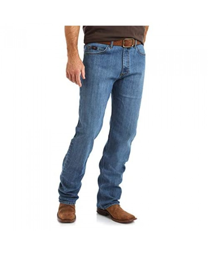 Wrangler Men's Big & Tall 20x Competition Active Flex Relaxed Fit Jean