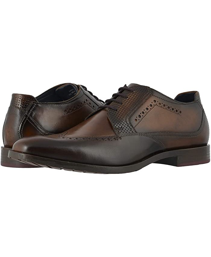 Stacy Adams Rooney Wing Tip Oxford