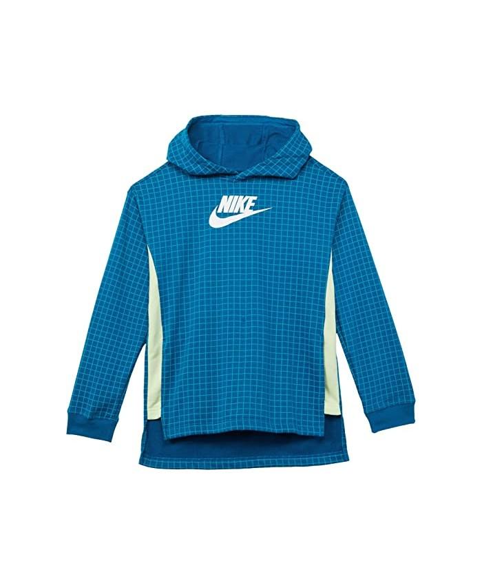 Nike Kids NSW Fleece Top (Little Kids\u002FBig Kids)