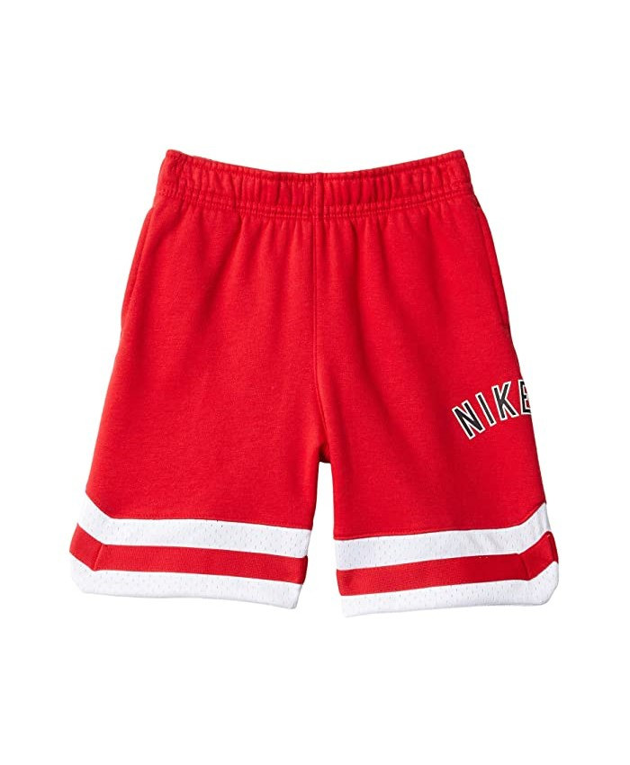 Nike Kids Air French Terry Shorts (Toddler)