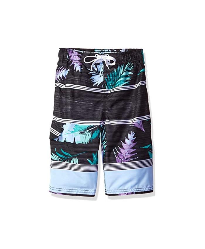 Kanu Surf Specter Quick Dry UPF 50+ Beach Swim Trunks (Toddler)