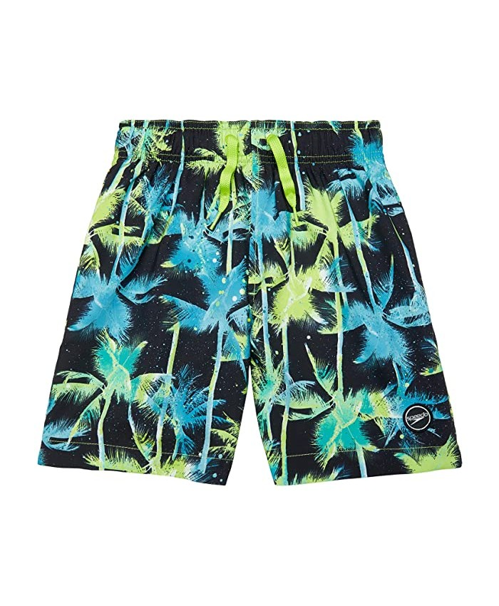 Speedo Kids Beach Time Redondo Volley Shorts (Little Kids\u002FBig Kids)