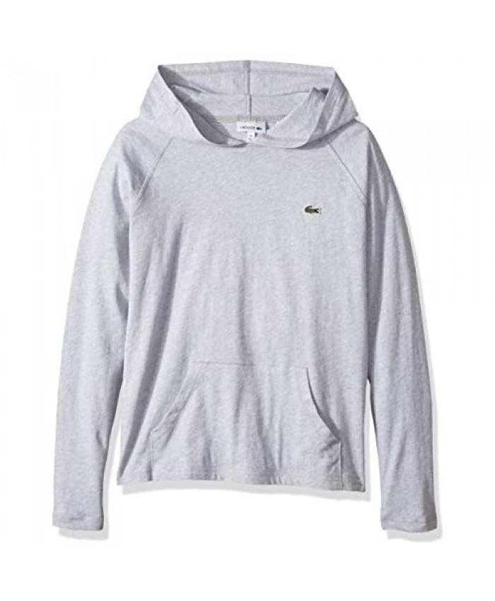 Lacoste Boy Lpng Sleeve Hoody T-Shirt